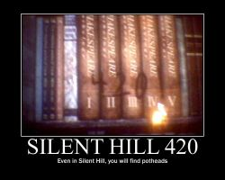 Silent Hill LOL by RustNSplinters