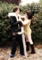 how squall gets the ladys by ChelseaHavoc