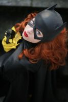 Barbara Gordon - Batgirl XV by Knightess-Rouge