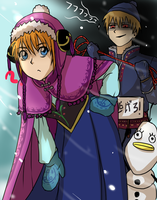 Frozintama by Cygnetzzz