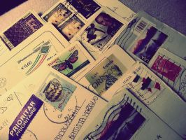 Stamps by MorgueCaroObitorio