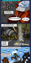 The Cat's 9 Lives! 3 Catnap and Outfoxed Pg83 by TheCiemgeCorner