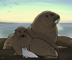 The White Seal by lyosha