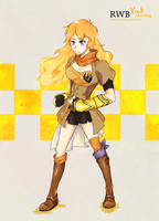 Yang Xiao Long by ravenchaser