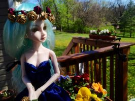 Spring day 06 by TheLadyOfBlack