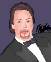 Tim Curry by Sparrowsdaughter