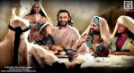 Jesus dinner by HDChristianimages