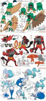 POSSIBLE EVOLUTIONS FOR THE ALOLA STARTERS??? by GymLeaderAyden