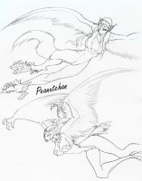 :Harpies: by peanutchan
