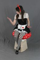 Dark Alice in wonderland 20 by MajesticStock