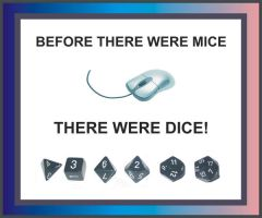 Dice before Mice by Octavia-Drusilla