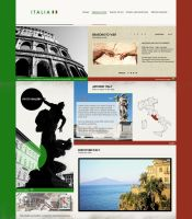 Italia Tourism by octaine