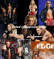 Rated r superstar edge(A gift) by MysterioKittyArtist