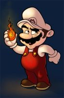 Mario by Ian-Summers