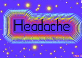 H for Headache by loaves