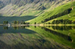 Buttermere Reflections by scotto