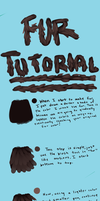 Paint Tool Sai Fur Tutorial by WEHRWOOF