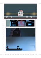Star wars mock page by ClearVector