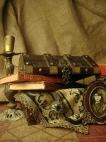 Antiques- Studio Pic by Avalonis