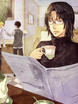 Snape by aff4521