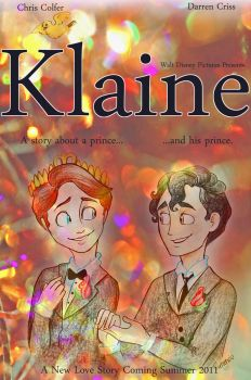 Walt Disney Presents: Klaine by Muchacha10