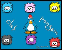 Club penguin puffle by ma--k