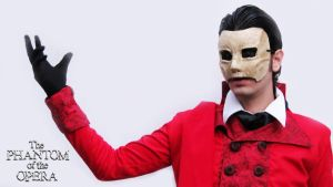 The Phantom of the Opera in Red 01 by drkitsune