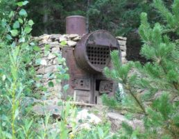 An old boiler by Steammechanic