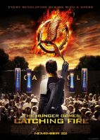 The Hunger Games 2: Catching Fire by Twilightlover865