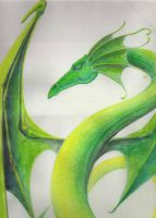dragon2 by Vincentburton