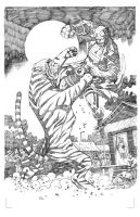 Hellboy: Human-Tiger Fan Page 07 by pipin