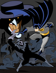 Batman - The Animated Series - Mask of Phantasm by loicm26