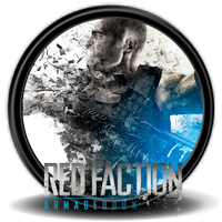 Red Faction Armageddon Icon by Komic-Graphics