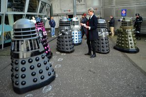 The Doctor and the Daleks (5) by masimage
