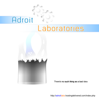 Adroit Laboratories teaser by keeperxiii