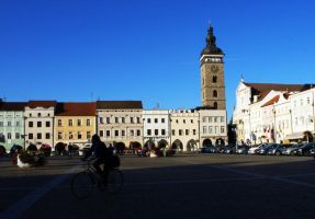 Main Square in Ceske Budejovice13 by abelamario