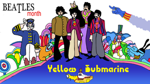 Music Movies- Yellow Submarine by Namingway
