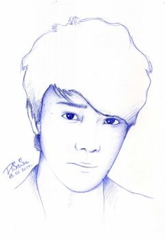 Donghae Super Junior by DiSsSa