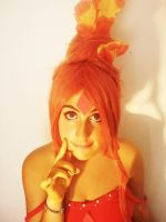 princesa flama cosplay by Shoratime-vocaloid