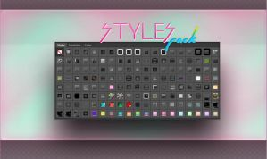 Styles PACK by allleee