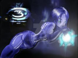 Cortana by AxiosHeart