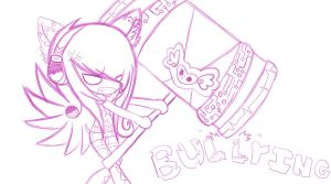 .:Spirit-Day : Bullying needs to be Broken by SunshinetheCat