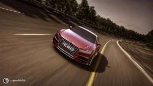 Audi TTs 2015 by Trisquote
