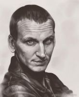 Christopher Eccleston by MelissaDalton