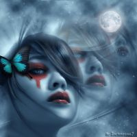 Three Faces of Eve by lochnessa2