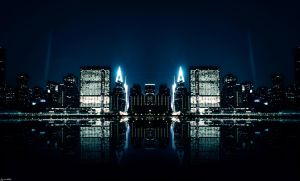 City Lights by abdelrahman