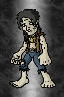Mini Marvels - Zombie by ZappaZee