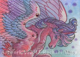 ACEO Unicorn 06 by rachaelm5