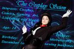 Zatanna ID by The-Cosplay-Scion