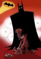 In the Shadow of the Bat by Boredman